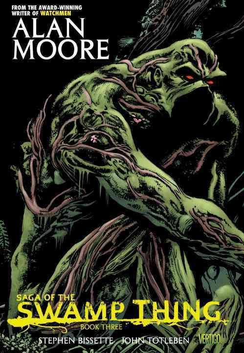 Vertigo Saga of the Swamp Thing 3