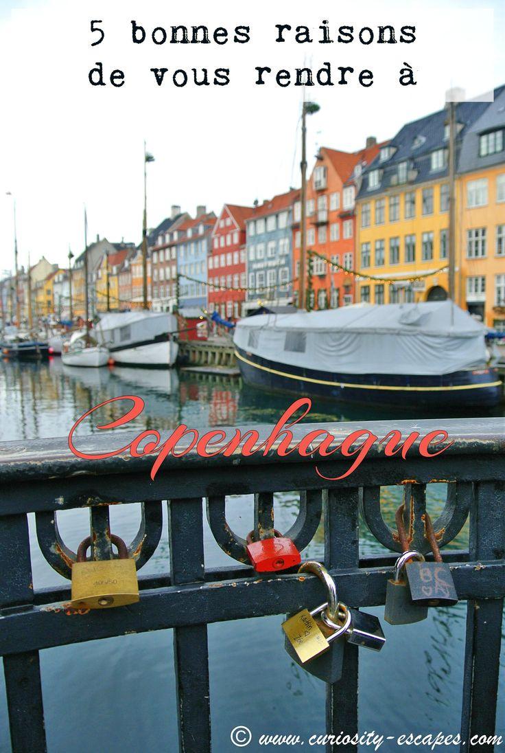 Copenhague en hiver. Comment profiter de la capitale danoise sans se ruiner.
