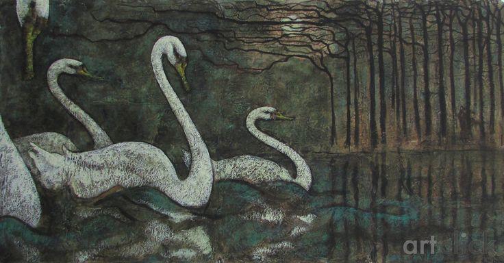 Naoi gCeád Bliain by Ann McKenna on ArtClick.ie