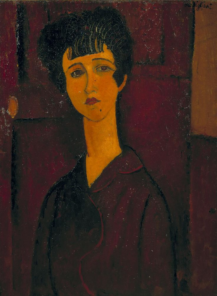 Amedeo Modigliani, Tate Modern, 22 November 2017 - 2April 2018
