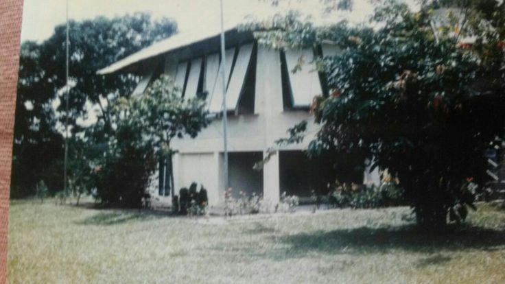 Casa del Campo Petrolero de Quiriquire Edo Monagas Años 60