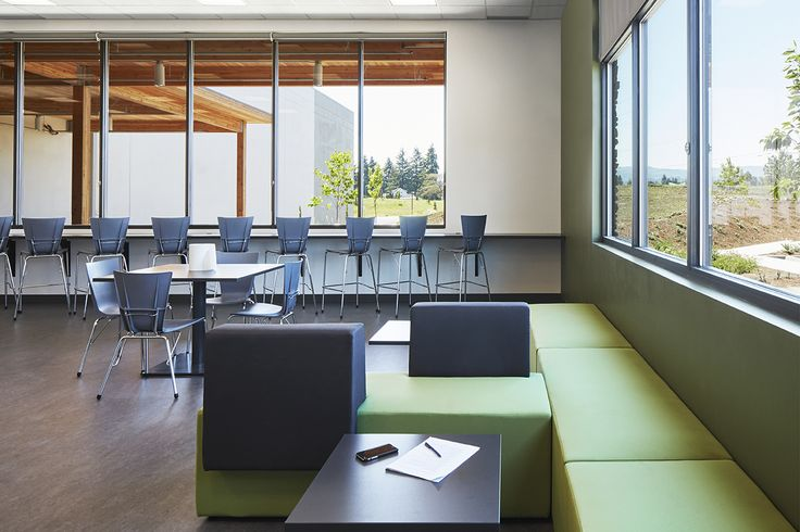 201702: Cascades Converting Plant, Oregon by ISSADESIGN   Office design