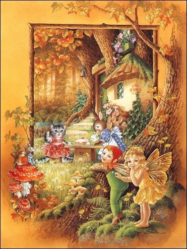 Shirley Barber ❤•♥.•:*´¨`*:•♥•❤ Childhood in a book