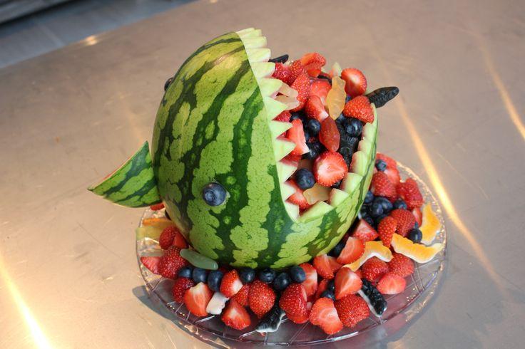 vannmelon hai