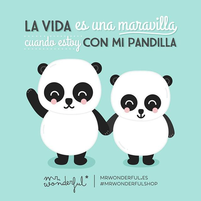 Amiguetes ¡sois la caña! #mrwonderfulshop #felizjueves  Life is wonderful when I am with my gang. My friends are the best!