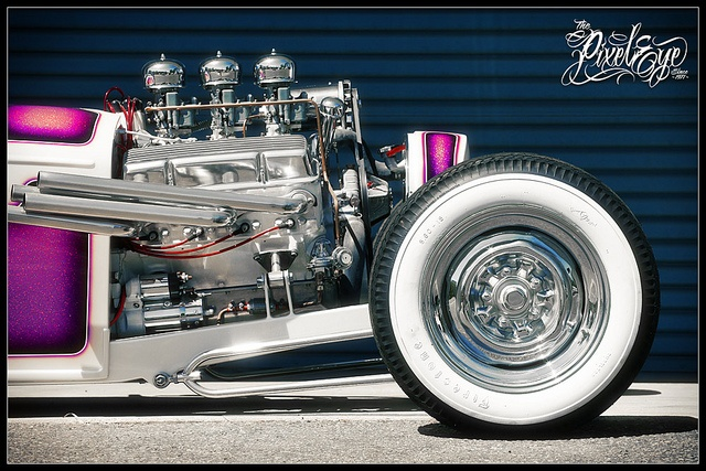 Dan Collins 1927 Chevy Roadster (2011) by THE PIXELEYE // Dirk Behlau, via Flickr