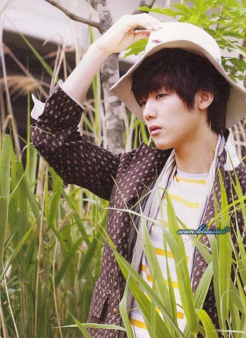 CN BLUE's Kang Min Hyuk