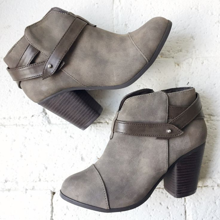 LC Lauren Conrad for Kohl's Slit Ankle Booties