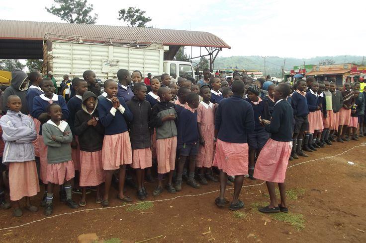 Children are singing