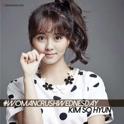 See the lovely and talented Kim So Hyun in her new series School 2015!