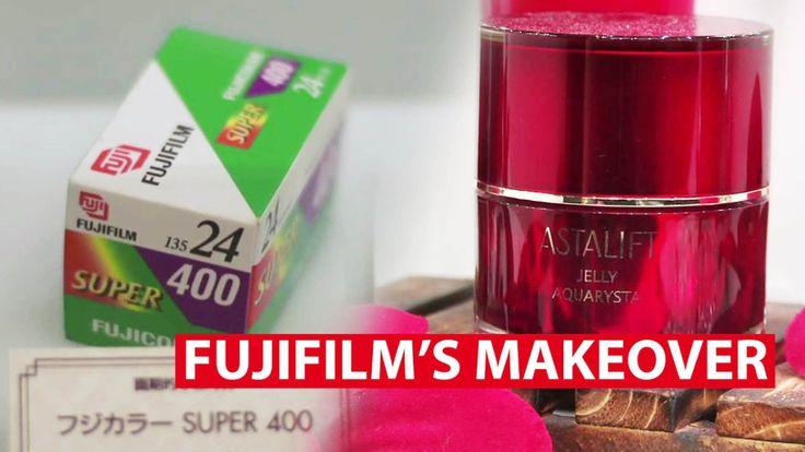 """Você já se perguntou por quê algumas empresas da """"era do filme""""como a Fujifilm sobreviveram à crise criada pela fotografia digital enquantooutras como a Kodak e a Agfa praticamente de…"""