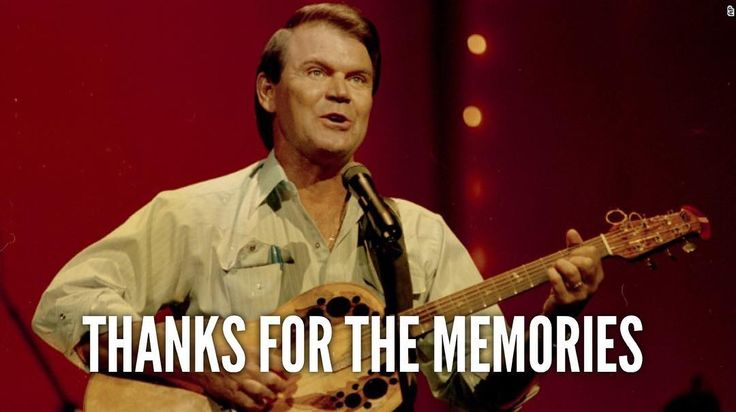 """Glen Campbell the grinning high-pitched entertainer who had such hits as """"Rhinestone Cowboy"""" and spanned country pop television and movies has died. He was 81."""