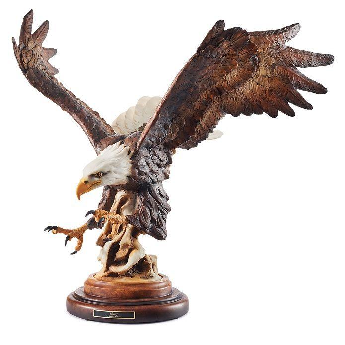 Eagle Sculpture | Liberty | Mill Creek Studios | Stephen Herrero