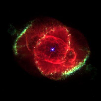 Nebulae : Ngc 6543