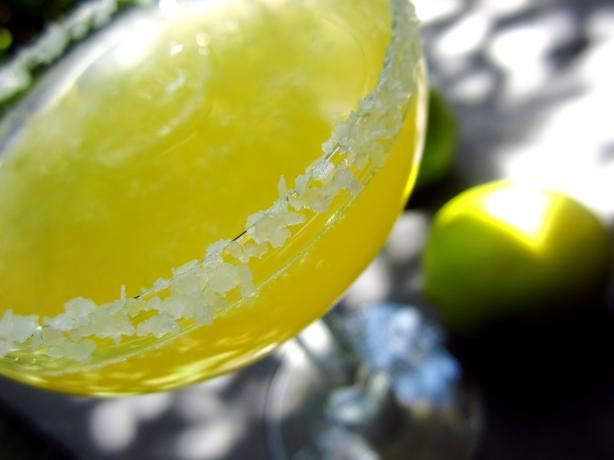 Agave Margarita. See variations within the recipe