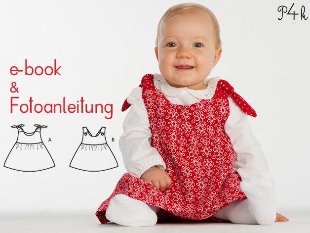 34 best Kindermode Schnittmuster images on Pinterest | Easy patterns ...