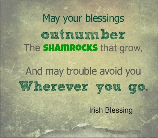 St Patricks Day Quotes from http://gretasday.com/