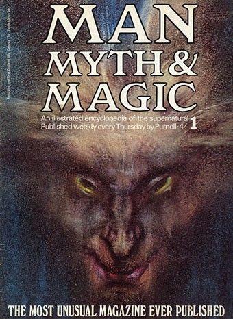 occult, magazine, A O Spare
