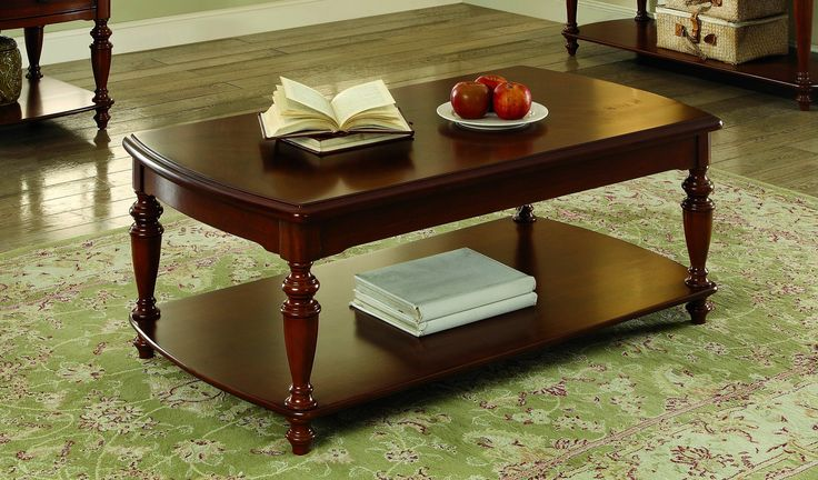 Preeda Transitional Coffee Table