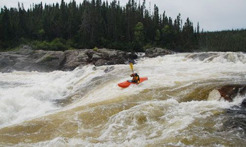Magpie River Canada