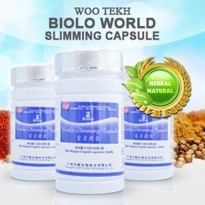 Pelangsing biolo obat herbal alami woo tekh wsc
