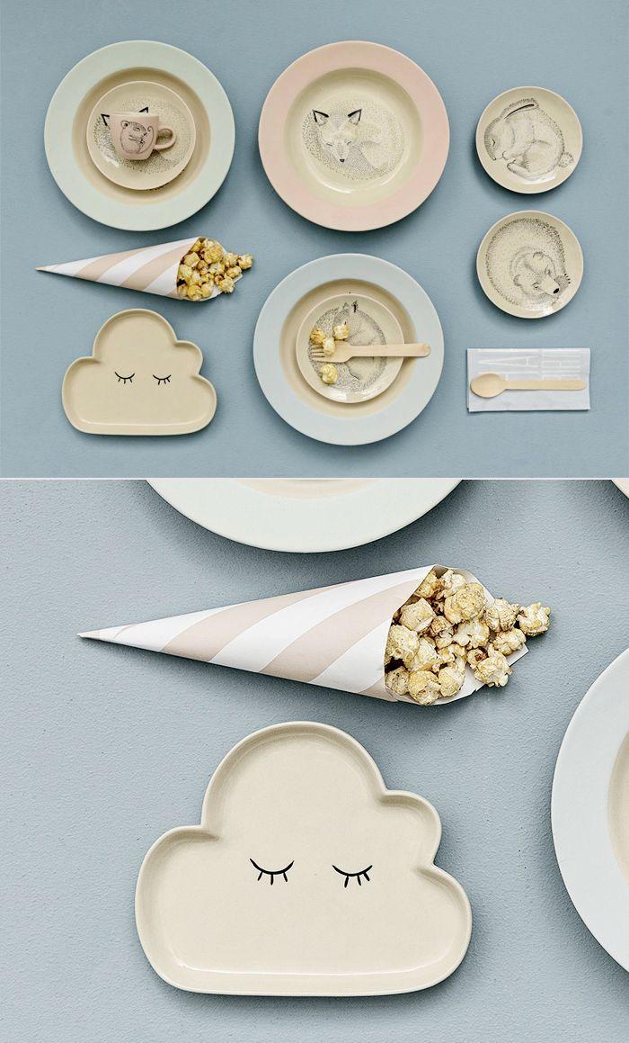 요리를 즐겁게 해주는 북유럽 스타일 식기들! #그릇 #주방용품 ...
