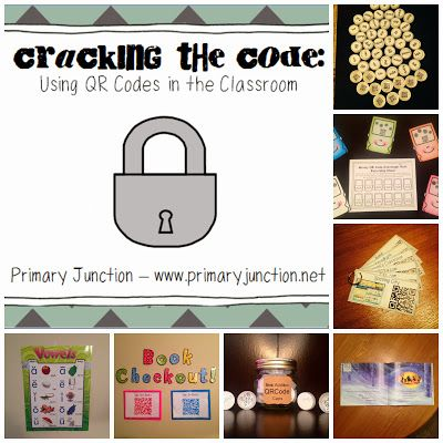 Cracking The Code: Using QR Codes in the Classroom - In-depth 5 Part Series that includes step-by-step instructions, examples, freebies, cheat sheet, and more!
