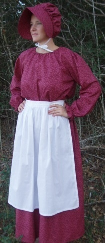 Womans Ladies Historical Pioneer prairie skirt outfits? Do your research before you buy...