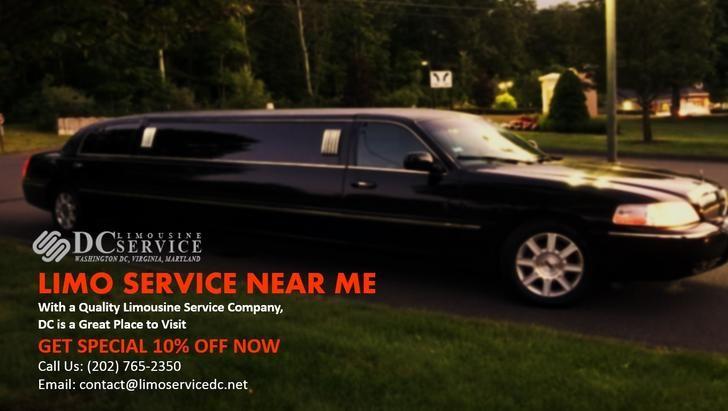 Limo Service Dc Limo Limousine Service