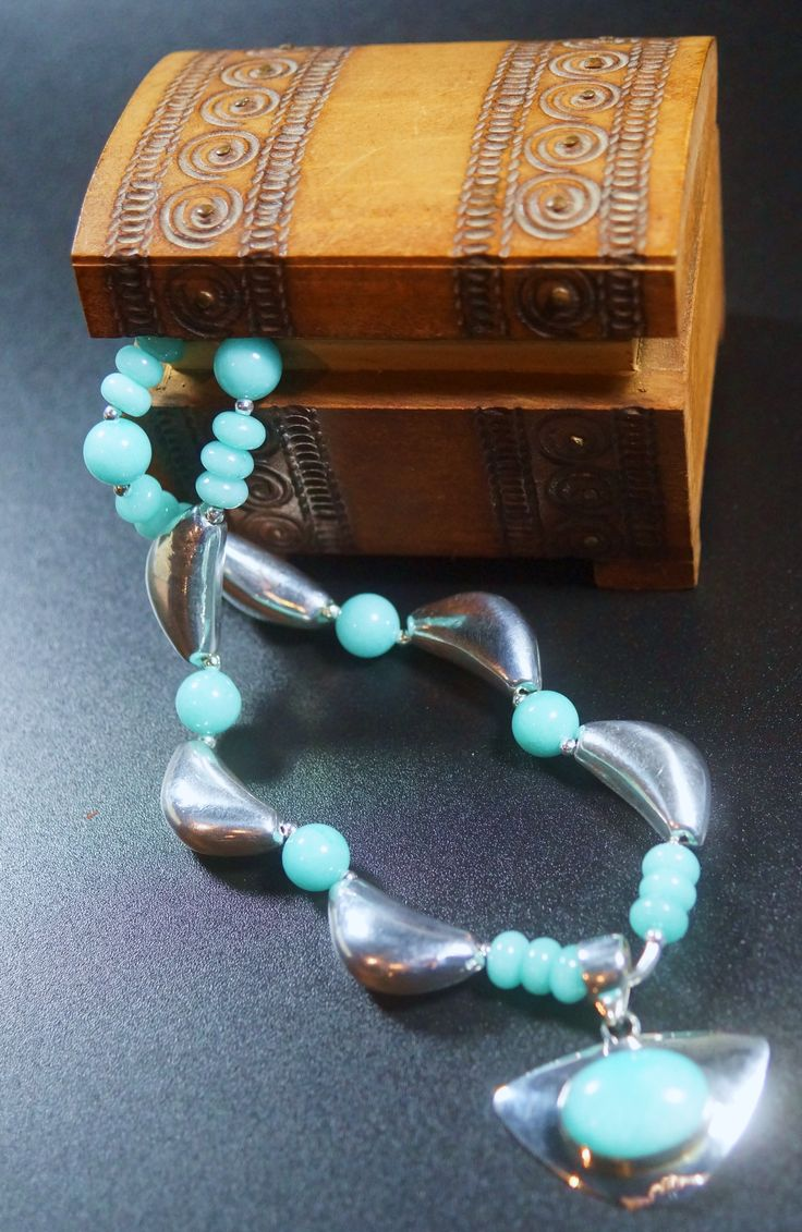 Amazonite & Sterling Silver