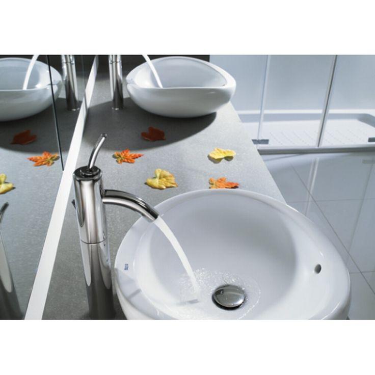 Umywalka nablatowa URBI 1 45 A327225000 Roca