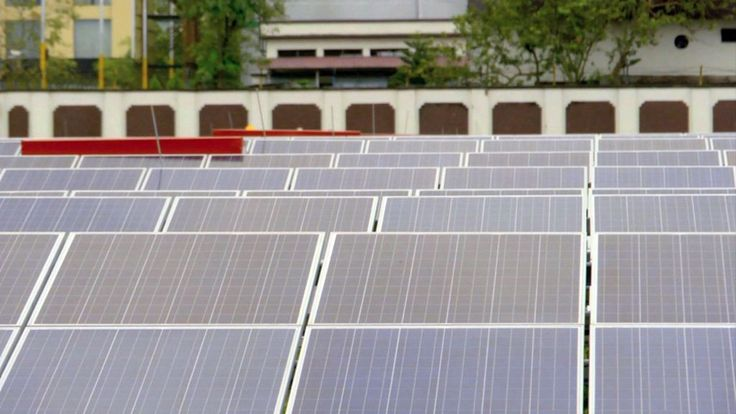 India's Cochin International Airport is the first airport to be powered entirely by solar energy