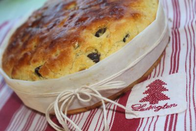 Glutenfri Panettone, eller julebrød om du vil :-) (snuddpaahodet)