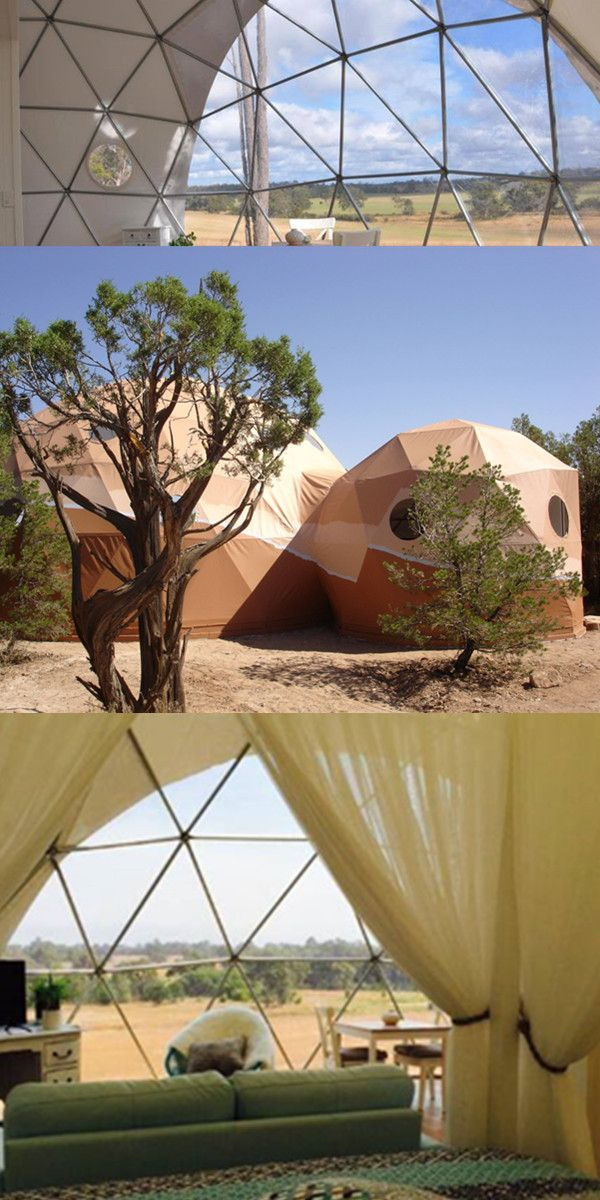 Edificio Modular 6 8 Person Canvas Igloo Garden Geodesic Dome Tents For Family Glamping Dome Tent Tent Tent Glamping