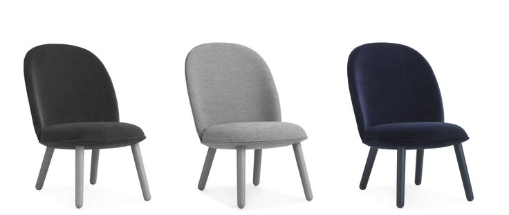 Ace lounge chairs by Hans Hornemann