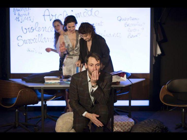 La Médiation - Théâtre de Poche