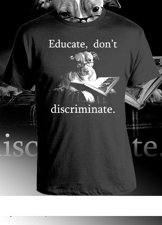 Pitbull educate by Lucialulu on Etsy, $21.00Pitbull Education, Pitbull Saving, Etsy, Dogs Days 3, 21 00, Dogs Lovers, 2100, Lucialulu