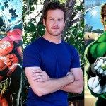 No Armie Hammer isnt playing Shazam or Green Lantern he is open to the idea though