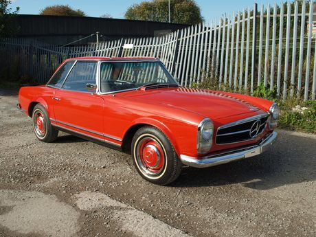 1964 Mercedes-Benz 230SL Pagoda - Silverstone Auctions