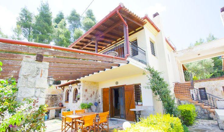 Bizmut Garden House, Paliouri | Halkidikivillas.com