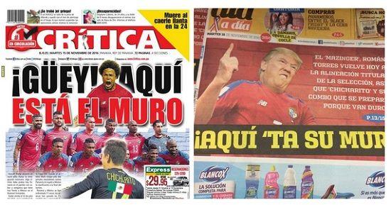 ¡Juego sucio! Diarios panameños se burlan de México - http://www.esnoticiaveracruz.com/juego-sucio-diarios-panamenos-se-burlan-de-mexico/