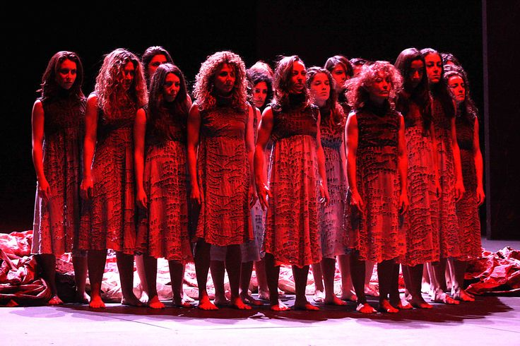 Macbeth   Teatro Regio Torino, Gianandrea Noseda and Emma Dante bring Verdi's Macbeth to the International Festival. Image © Franco Lannino