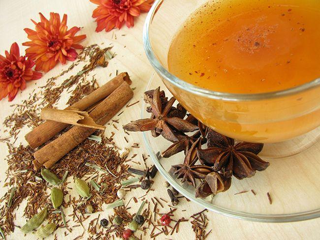 thé contre la grippe