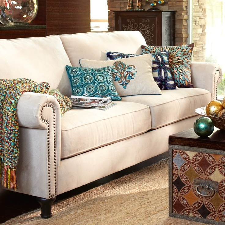 Decorative Bed Pillows Pier One : 65 best images about Pier one designs on Pinterest Mercury glass, Pier 1 decor and Tablescapes