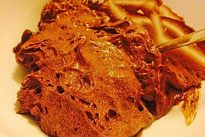 Mousse au chocolat für Thermomix