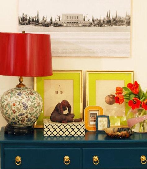Vignettes, Decor, Ideas, Colors Combos, Little Green Notebook, Color Combos, Colors Schemes, Painting Dressers, Design