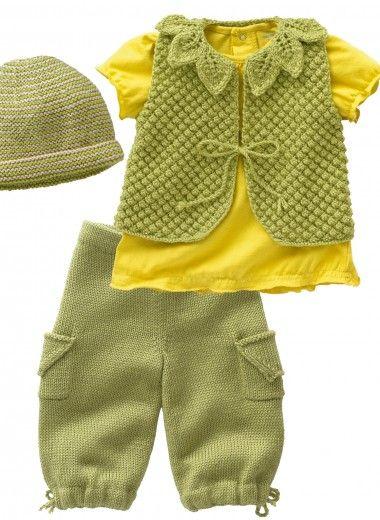 Mag. 160 - n° 30 Gilet, pantalon et bonnet Modèles, broderie & tricot Achat en ligne