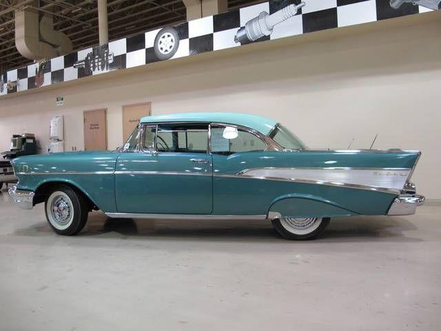 1957 Chevrolet Bel Air for sale #1994403 - Hemmings Motor News