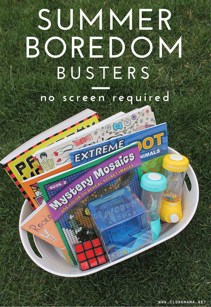 Keep your kid's minds and hands busy without screens this summer. Fantastic roundup of resources and ideas!