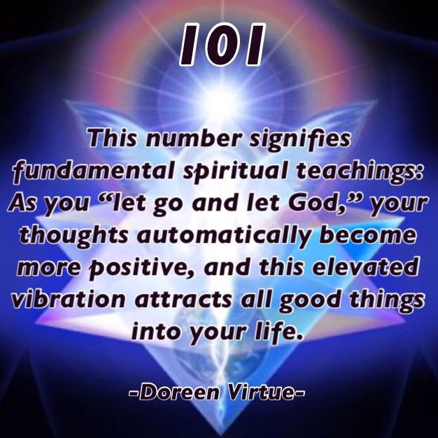 Numerology: Number 101 Meaning | #numerology #number101